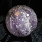 Polished Sphere - Amethyst